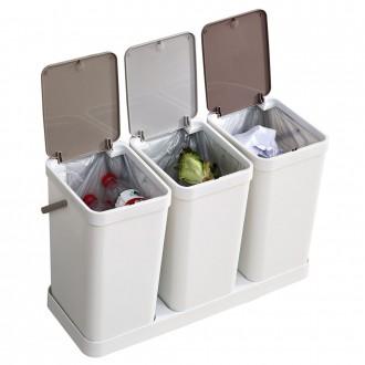 트리플 분리형 쓰레기통