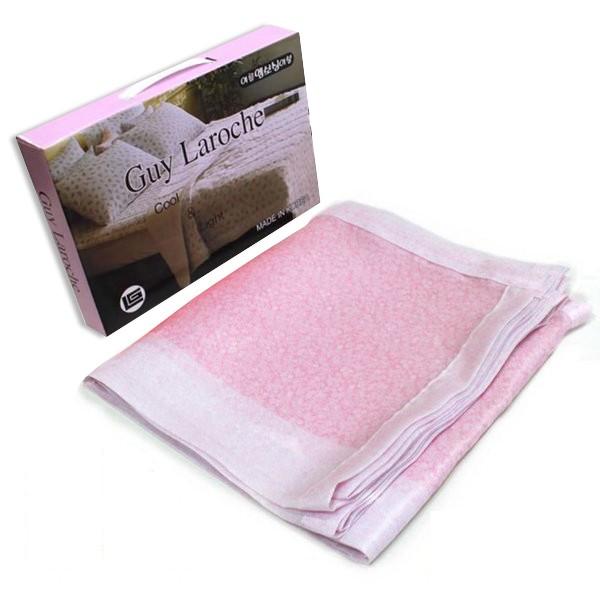 한국산 에시앙 인견 여름홑이불(핑크)