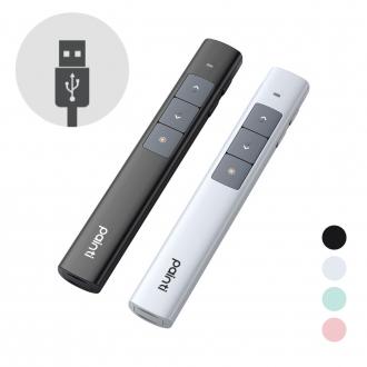 페인티 USB충전식 Smart Presenter II 레이저포인터 무선 프리젠터