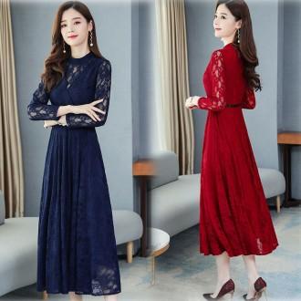 [CESS] 3824 하이엔드 레이스 드레스 3색상