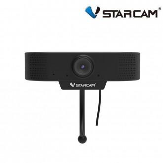 FULL HD 고화질 방송 웹캠 웹카메라 PC화상카메라 VSTARCAM-PC200