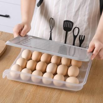 18구 자동 계란보관함/냉장고계란보관/에그트레이