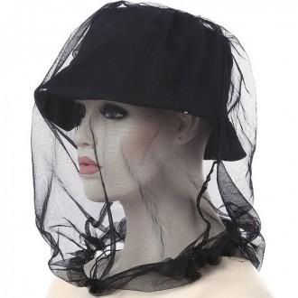 얼굴 모기장 모자위에쓰는 방충망 방충모 모기장모자 모자위망사