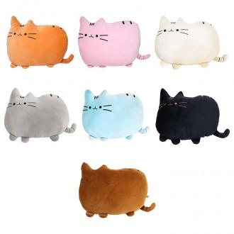 기프트앤돌 대형 모찌모찌 고양이쿠션 말랑말랑 미오미오 고양이인형 50cm