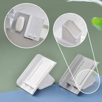 물빠짐 심플리 비누홀더 비누받침 욕실용품 세면대용품 비누대 욕실받침