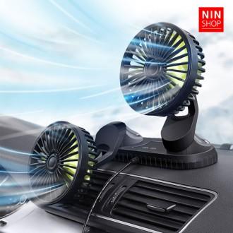 차량용듀얼선풍기 차량용선풍기 미니선풍기 휴대용선풍기