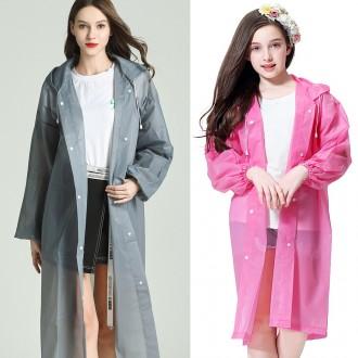 [히트템] EVA 우비 성인용 아동용 비옷 레인코트 고급우의