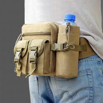 힙색 힙쌕 등산 남자슬링백 허리가방 여행용 여권가방