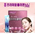 [순수한삼] 일양약품 프리미엄콜라겐Me 3g x 90 포 저분자 피쉬콜라겐 50% / 히알루론산
