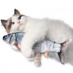 상상홀릭 움직이는 생선 인형 자동 고양이 물고기 장난감 강아지 반려동물 스트레스 분리불안 해소