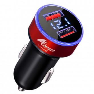 차량용 듀얼 QC3.0 멀티 고속충전기 시거잭 12/24겸용