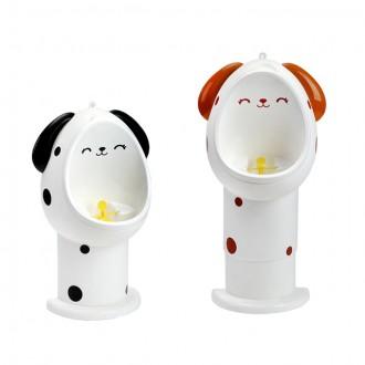 [베이비캠프]강아지 캐릭터 남아소변기