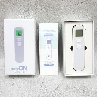 국산 kc인증 체크온 비접촉 온도계