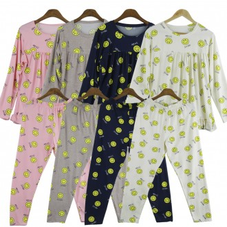 긴팔짱구잠옷세트/아동짱구잠옷/짱구잠옷긴팔/여자잠옷/남자잠옷/아동잠옷