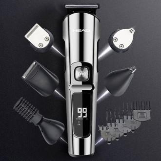 HEAD 11IN1 이발기 바리깡 이발기계 전기 선물 (이발+제모+면도+코털정리+눈썹정리+페이셜트리머)
