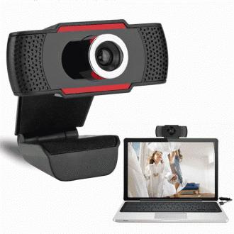 1080P / 30FPS로 더욱 선명한 화상캠 웹캠 화상카메라 pc캠 노트북 캠