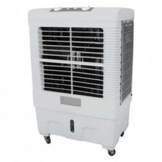 한빛전자 대형냉풍기 HV-4877 업소용 수냉식 이동식 에어컨