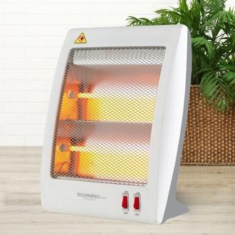 미니 석영관 히터 가정용 소형 난로 전기스토브 발난로 원룸 사무실 난방기