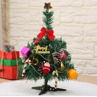 크리스마스트리만들기/풀세트/유치원어린이집교육교구/아동/어린이선물사은품/트리장식