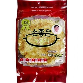 100% 국내쌀 손좋은 누룽지 450g / 누룽지죽/식사대용 누룽지