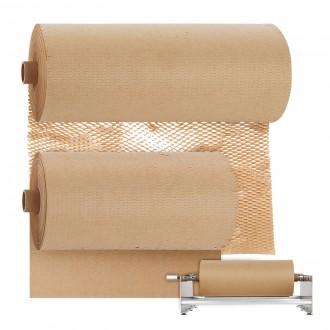 포장페이퍼 종이뽁뽁이 선물포장지 완충제재료 완충재 에어캡 롤