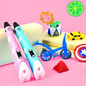 3D펜 3d매직펜 입체펜 필라멘트 3d펜 프린팅 프린터 피규어 가정용 교육 어린이날선물