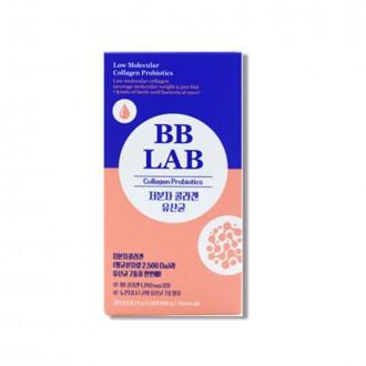 전지현 비비랩 BBLAB 저분자콜라겐+유산균(12g x 50포)