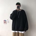 [일프로]기모 무지 맨투맨 11컬러 남/여 공용 도매가/오버핏 3XL추가금없음/T09