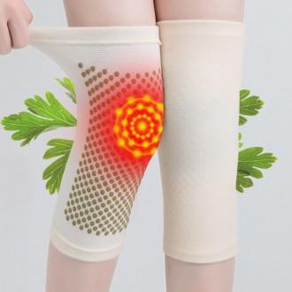 [바로배송] 쑥 온열 찜질 무릎밴드 /자가발열 마사지 방한 찜질 건강용품