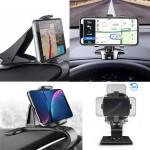 [CL]가로형 차량 계기판 거치대 스마트폰 홀더