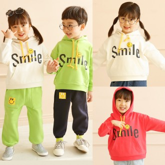 [꼬마창고] 2021봄신상/쏘해피후드티/아동복/아동후드티셔츠