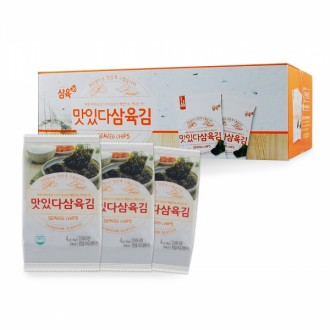 삼육김 도시락김 선물세트 27봉 한박스 명절선물세트