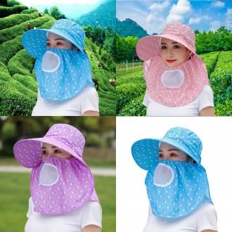 여름 햇빛 가리개모자 자외선차단 농부 챙넓은 모자