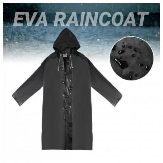 초경량 EVA우비 남여공용 성인우비 비옷 레인코트 고급우의 7가지컬러