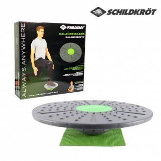 쉴트크로트 도닉 밸런스 보드 /유연성/코어근력강화/홈트레이닝/균형감각/운동기구
