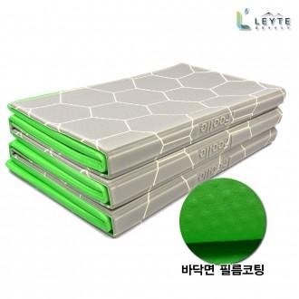 레이테 고밀도 헥사곤 양면코팅 매트 300×230cm (가방포함)