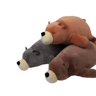 토이웍스 토니토니 곰 애착인형 모찌인형 80cm 3종