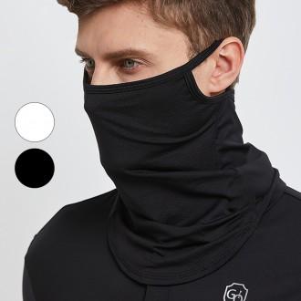 1+1 아이스메쉬마스크 머프 자외선차단 페이스커버 넥커버 여름 등산 골프 낚시 멀티 스카프 햇빛가리개