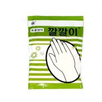 [도매포유]깔깔이 미용장갑