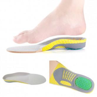 [지니몰] 스포츠 에어 쿠션깔창/인솔 운동화 신발깔창 밑창 기능성 에어깔창 키높이 풋패드 평발 아치패드