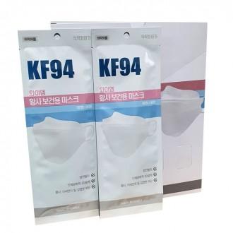 호제 HOZE KF94 보건용 마스크 화이트 100매