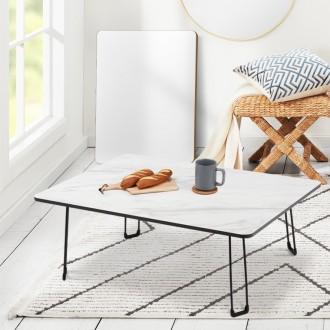 테이블 900 다용도상 접이식밥상 미니술상 좌식1인 가벼운좌식상