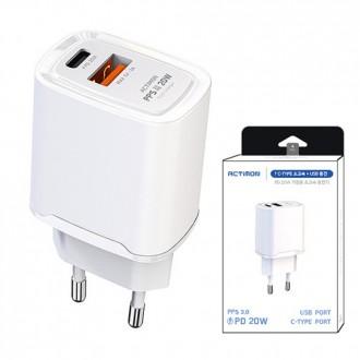 액티몬 PD 가정용충전기 18W 고속충전