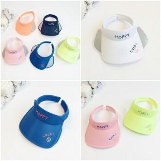 해피날개썬캡 유아 아동 여름모자 자외선차단 인기상품