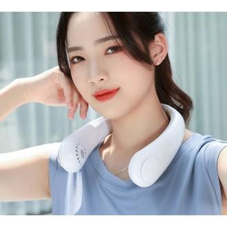 넥밴드선풍기 휴대용 미니 목선풍기 목걸이형 선풍기 날개 없는 선풍기 KC 대량구매문의