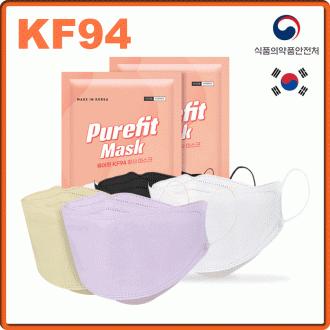 [초특가]부드럽고 숨쉬기편한 제이에스엠마스크 KF94황사방역 화이트 국산생산제작 1박스 60장 당일발송