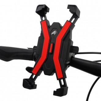 자전거 원터치 핸드폰 휴대폰 거치대 로드 MTB 용품