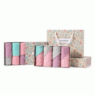 까사벨리 매직양면 극세사행주 3p 박스포장 선물용 판촉용 대량구매