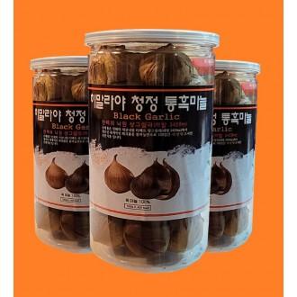 [순수한삼] 히말라야 청정 통흑마늘 500g - 명절선물 / 부모님선물 / 추천상품