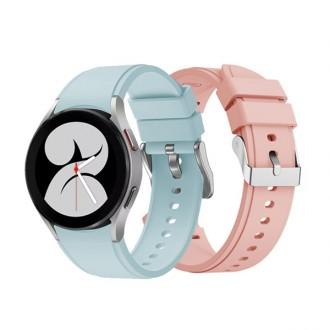 bob 갤럭시워치4 클래식 전용 스포츠 벨트버클 실리콘 밴드 스트랩 시계줄 Galaxy Watch4 Classic